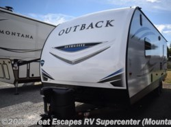 New 2018  Keystone Outback Ultra-Lite TT 240URS by Keystone from Great Escapes RV Center in Gassville, AR