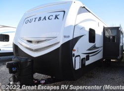 New 2018  Keystone Outback 325BH by Keystone from Great Escapes RV Center in Gassville, AR