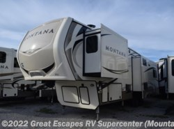 New 2018  Keystone Montana 3130RE by Keystone from Great Escapes RV Center in Gassville, AR
