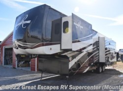 New 2018  Forest River RiverStone 37IK by Forest River from Great Escapes RV Center in Gassville, AR