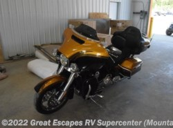 Used 2015  Miscellaneous  Harley-Davidson® FLHTKSE - CVO™ Limited  by Miscellaneous from Great Escapes RV Center in Gassville, AR