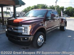 Used 2017  Ford  Ford King Ranch Ultimate F-450 by Ford from Great Escapes RV Supercenter in Gassville, AR