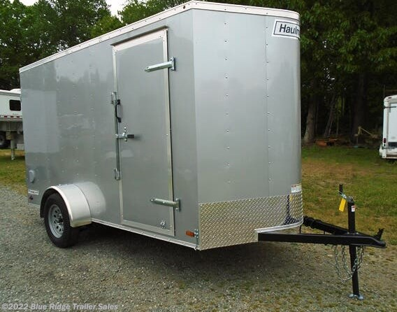 2021 Haulmark Passport 6x10 w/Double Doors, 6