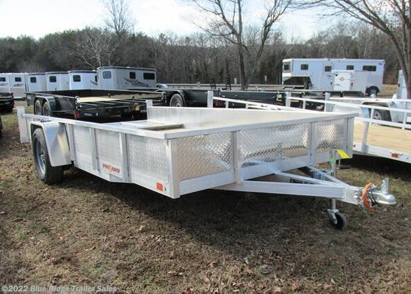 2021 Sport Haven AUT - S 6x10 w/Sides & Bifold Ramp available in Ruckersville, VA