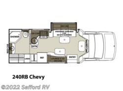 New 2015  Coachmen  240RB by Coachmen from Safford RV in Thornburg, VA