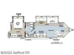 Used 2012  Forest River  V-Lite 30WFKSS by Forest River from Safford RV in Thornburg, VA
