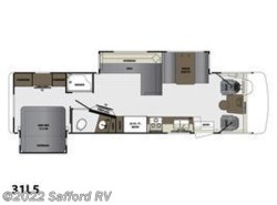 New 2017  Forest River Georgetown 5 Series GT5 31L5 by Forest River from Safford RV in Thornburg, VA