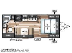 New 2018 Forest River Wildwood X-Lite 171RBXL available in Thornburg, Virginia