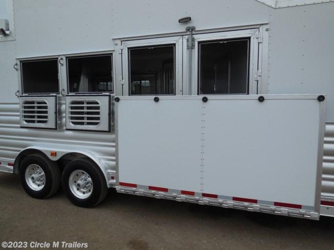 Horse Trailer - 2013 Platinum Coach Outlaw AIR RIDE Reverse ... on