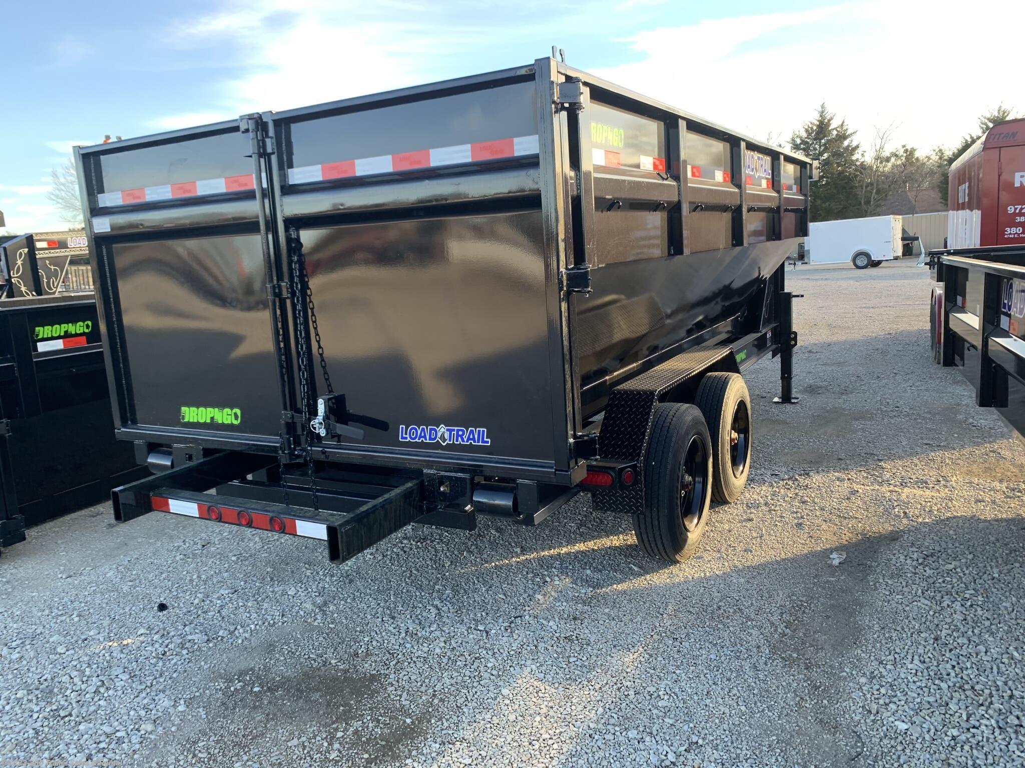 2021 Load Trail dump trailers