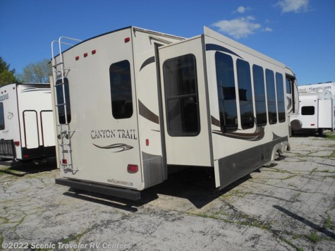 2015 Yellowstone RV Canyon Trail Advanced Profile 33FRLQ