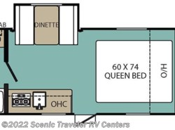 New 2017  Coachmen Viking 17FQS by Coachmen from Scenic Traveler RV Centers in Slinger, WI
