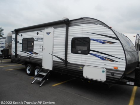 2019 Forest River Salem Cruise Lite T241QBXL