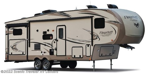 2019 Forest River Flagstaff Classic Super Lite 8528BHOK