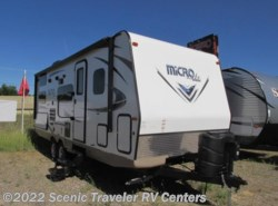 New 2017  Forest River Flagstaff Micro Lite 25BRDS by Forest River from Scenic Traveler RV Centers in Baraboo, WI