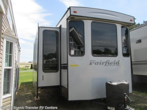 2017 Heartland RV Fairfield FF 340 FL