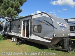 New 2018  Forest River Salem T36BHBS by Forest River from Scenic Traveler RV Centers in Baraboo, WI