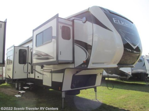 2018 Heartland RV ElkRidge ER 40 FLFS