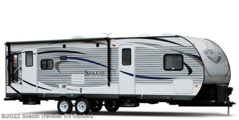 2018 Forest River Salem T32BHDS