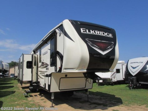 2019 Heartland RV ElkRidge ER 37 RK