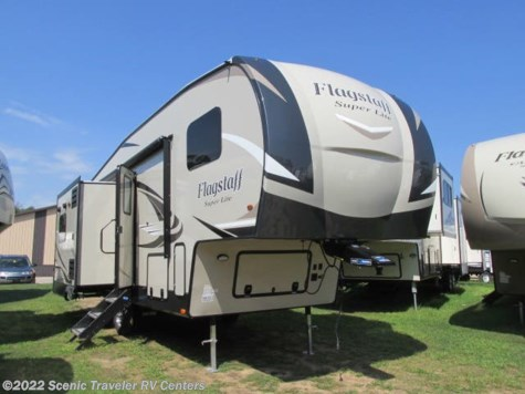 2019 Forest River Flagstaff Super Lite 526 RLWS