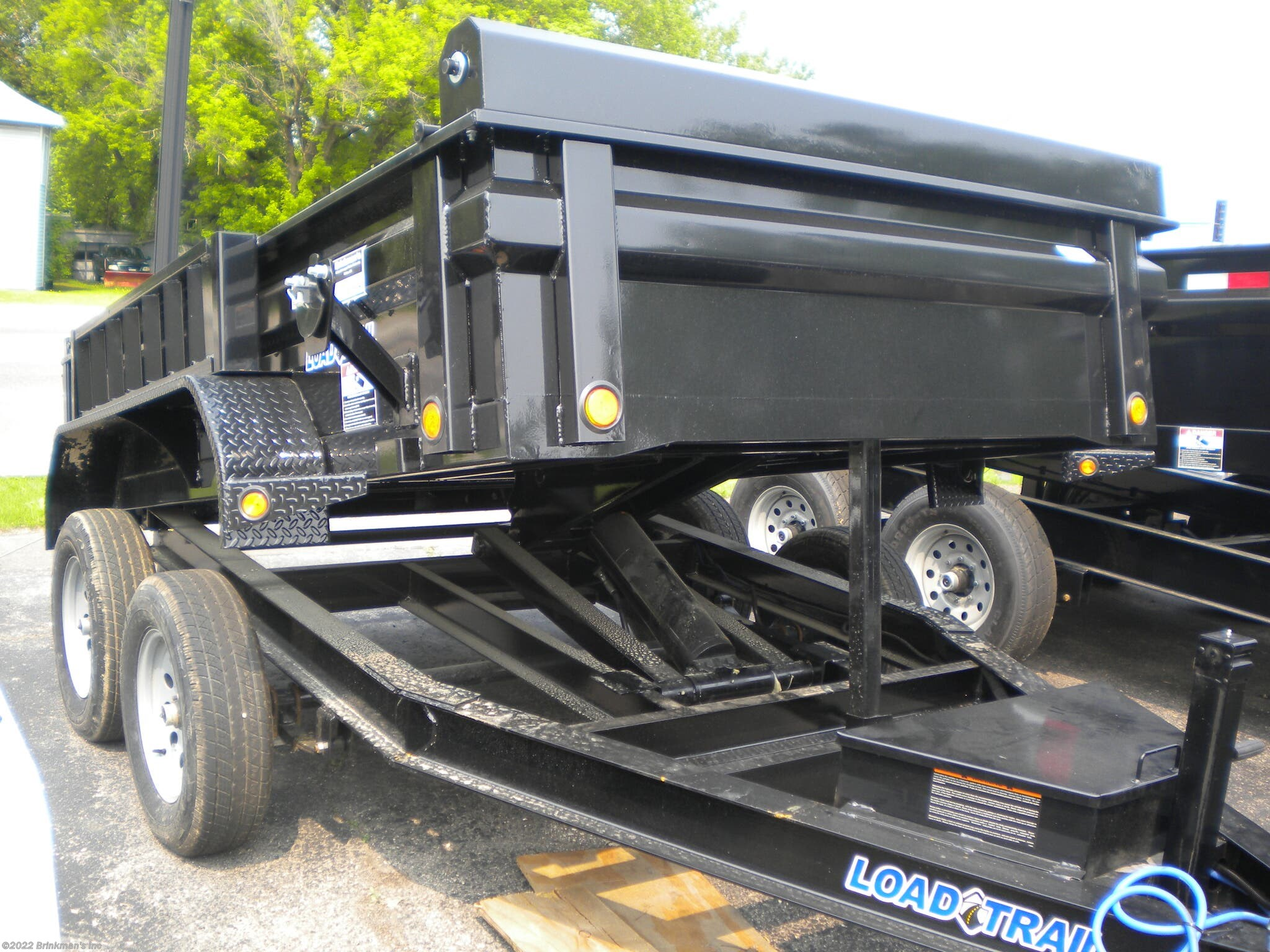 2019 Load Trail dump trailers