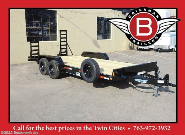 2020 Top Hat 83X20 Car carrier available in Delano, MN