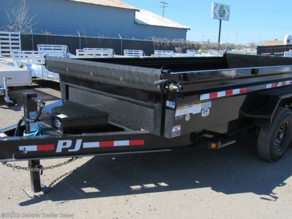 2021 PJ Trailers Dump DL available in East Bethel, MN