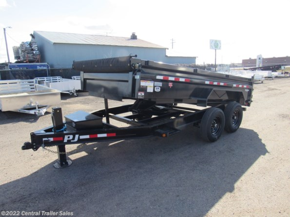 2021 PJ Trailers Dump available in East Bethel, MN