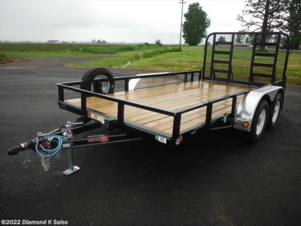 2021 PJ Trailers Utility UL14-7k Utility available in Halsey, OR