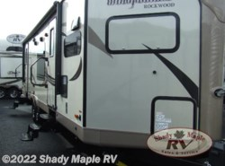 New 2016  Forest River Rockwood Wind Jammer 3008W by Forest River from Shady Maple RV in East Earl, PA