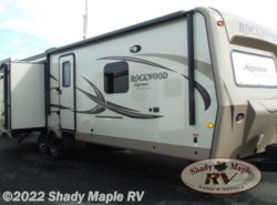New 2016  Forest River Rockwood Signature Ultra Lite 8329SS by Forest River from Shady Maple RV in East Earl, PA