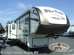 New 2017 Forest River Blue Ridge 3780LF available in East Earl, Pennsylvania
