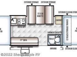 New 2017  Forest River Rockwood Premier 2516G by Forest River from Shady Maple RV in East Earl, PA