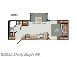 New 2018  Gulf Stream Geo 235RBS by Gulf Stream from Shady Maple RV in East Earl, PA