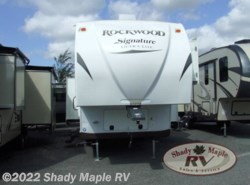 Used 2015 Forest River Rockwood Signature Ultra Lite 8281WS available in East Earl, Pennsylvania
