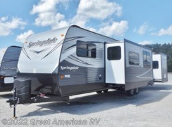 New 2018  Keystone Springdale 38FL by Keystone from Sherman RV Center in Sherman, MS