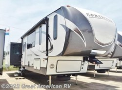 New 2018 Keystone Sprinter 357FWLFT available in Sherman, Mississippi