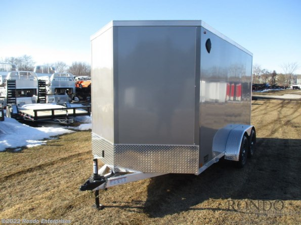 2021 Legend Trailers Enclosed Cargo 7X14TVTA35 available in Sycamore, IL