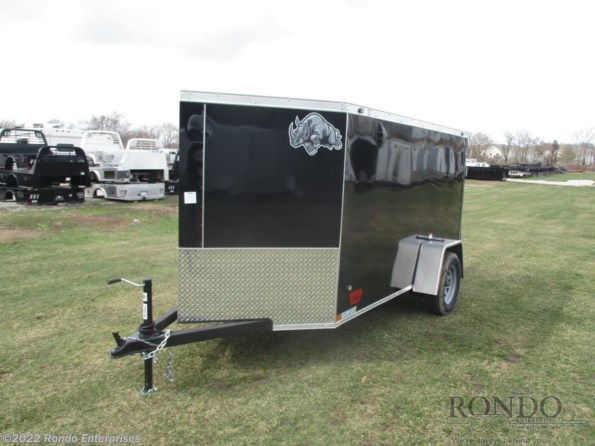 2021 Mirage Rhino Enclosed Cargo PUP 5X10SA available in Sycamore, IL