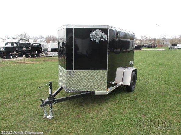 2021 Mirage Rhino Enclosed Cargo PUP 5X8SA available in Sycamore, IL