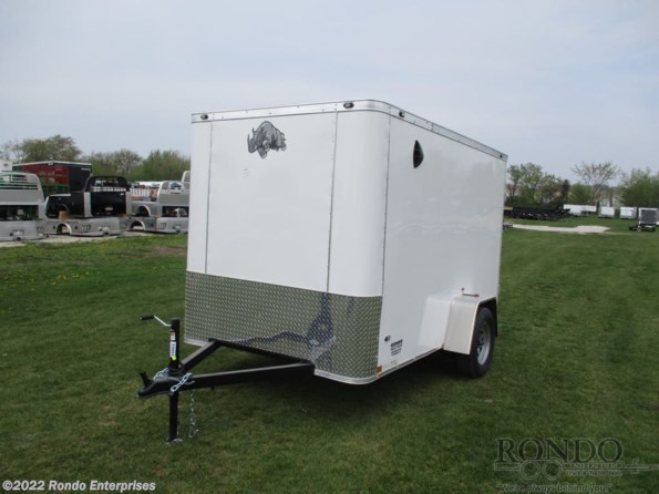 2021 Mirage Rhino Enclosed Cargo CUB 6X10SA available in Sycamore, IL