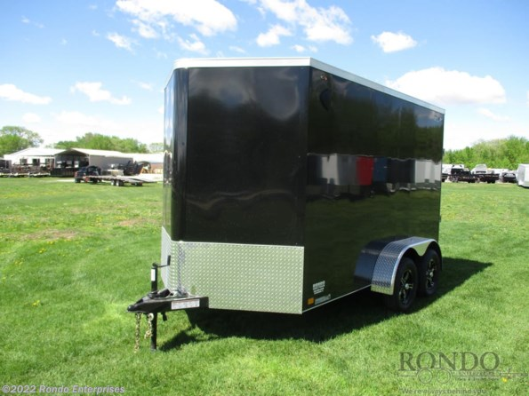 2022 Legend Trailers Enclosed Cargo 7X14STVTA35 available in Sycamore, IL