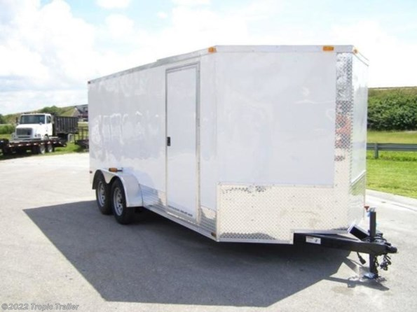 2020 South Georgia Cargo 7x16 Tandem Axle available in Fort Myers, FL
