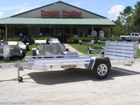 2020 Aluma 7710H Utility Trailer available in Fort Myers, FL