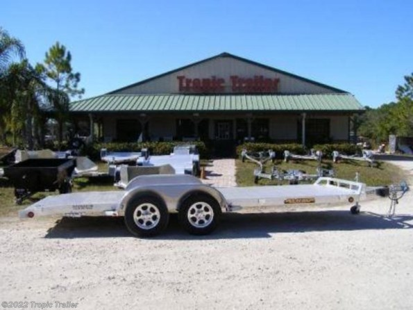 2020 Aluma 8218 Utility Trailer available in Fort Myers, FL