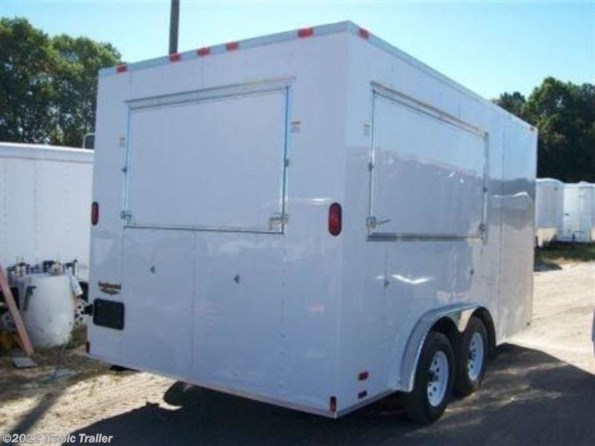2020 Continental Cargo 8x14 Concession Trailer available in Fort Myers, FL