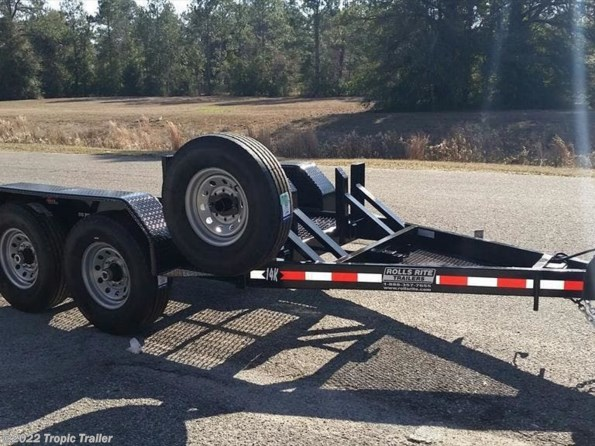 2020 Rolls Rite Trailers 14KB12TE Bobcat Trailer available in Fort Myers, FL