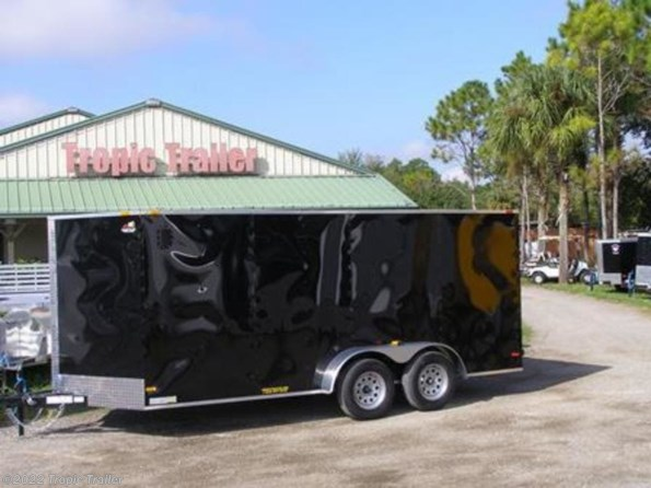 2020 Covered Wagon CW7X16TA2 available in Fort Myers, FL