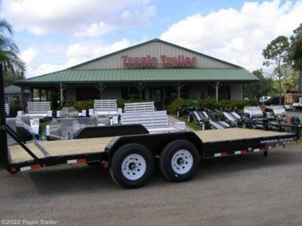 "2020 PJ Trailers Equipment 6"" Channel  (CC) 20' available in Fort Myers, FL"